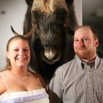 Wasilla Wedding: Jennifer & Jim at a Private Residence by Heather Thamm