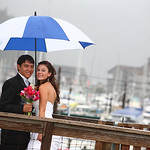 Whittier Wedding: Sarah & Tim at The Inn at Whittier by Joe Connolly