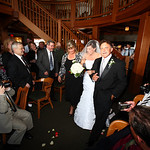 Whittier Wedding: Marci & Paul At the Inn At Whittier by Joe Connolly