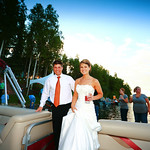 Willow Wedding: Tara & Zach at a Private Residence