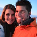 Anchorage Engagement: Zach & Tara in Downtown by Josh Martinez